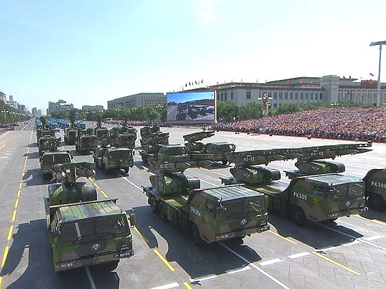 Парад в Пекине показал: новые китайские ракеты пробьют американскую ПРО