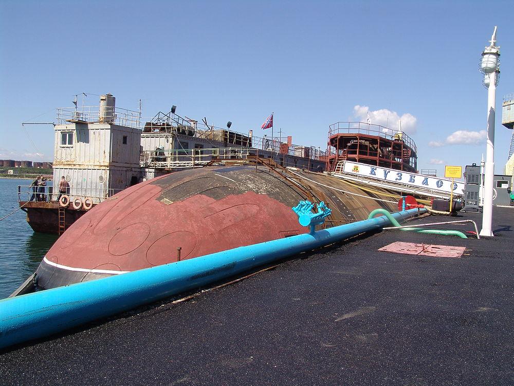 шойгу подводная лодка