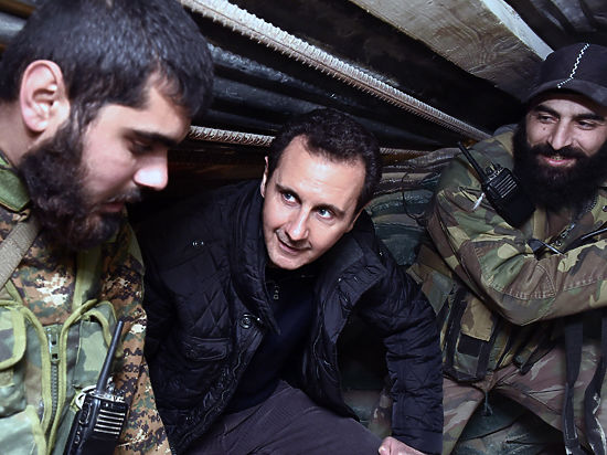 Спасти Башара Асада: откровения добровольца о войне в Сирии