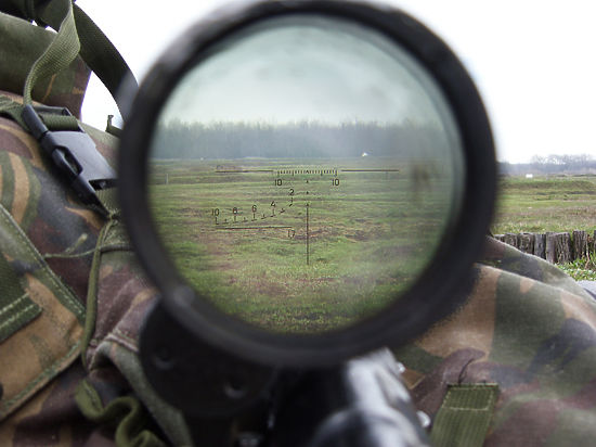 Как готовят снайперов видео
