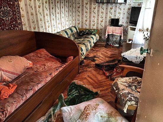 Квартиру убийц сестер-пенсионерок в Подмосковье взяли штурмом