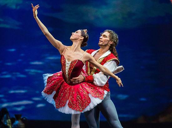 Михайловский театр открыл свой 183-й сезон премьерой балета «Корсар»
