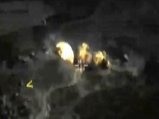 Россия применила бетонобойную бомбу для уничтожения командного пункта ИГИЛ