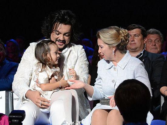 инстаграм киркоров филипп и его дети фото