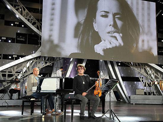 «Новая волна» в Сочи: Крутой и Башмет посвятили номер Фриске