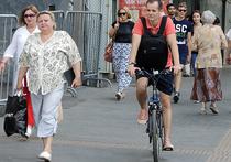 Велосезон в Москве завершится 1 ноября