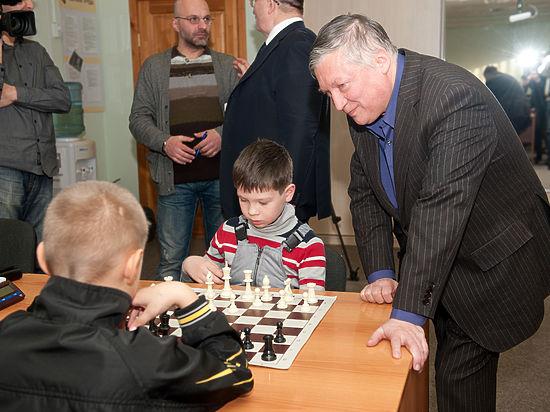 Анатолий Карпов: «Шахматы — это уникальный инструмент»