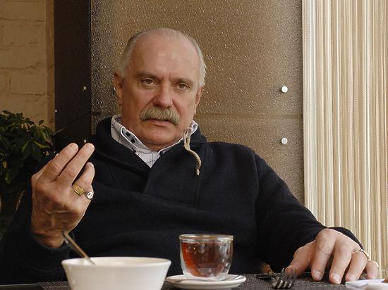 Никита Михалков: «Если бы не было Путина — не было бы страны»