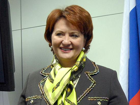 Арест счетов Елены Скрынник: речь о140 миллионах долларов