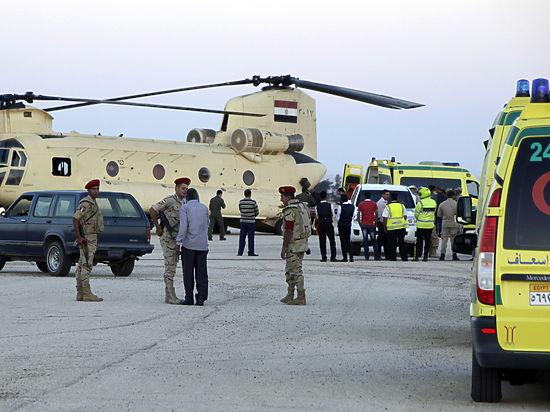 Российский самолет летевший из Египта потерпел крушение. Онлайн-трансляция