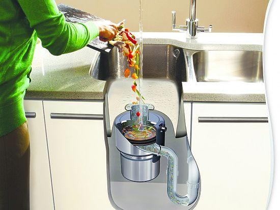 Ремонт измельчителей пищевых отходов своими руками