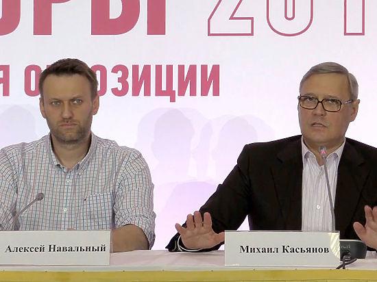 Навального могут сдвинуть с вершины ПАРНАСа из-за