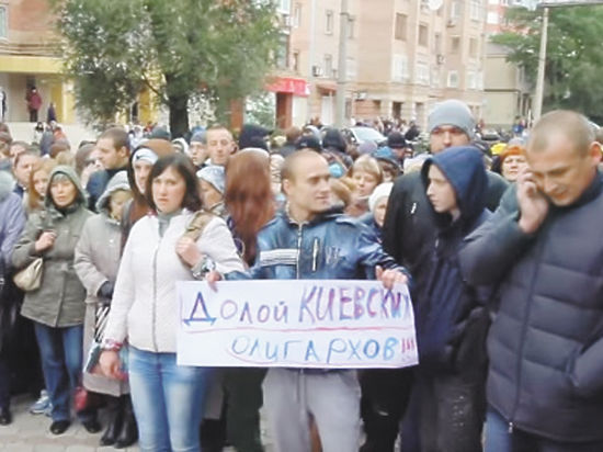 Луганское экономическое «чудо»