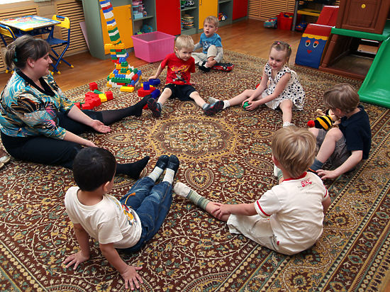 Специалисты назвали основные проблемы дошкольного образования в  Специалисты назвали основные проблемы дошкольного образования в России