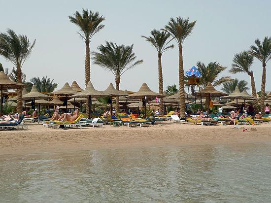 Почему наши туристы не спешат покидать курорты Египта