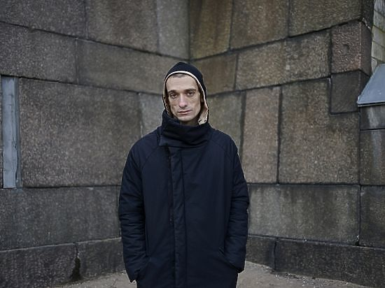 Акционист Павленский в тюрьме признал гуманность ФСБ