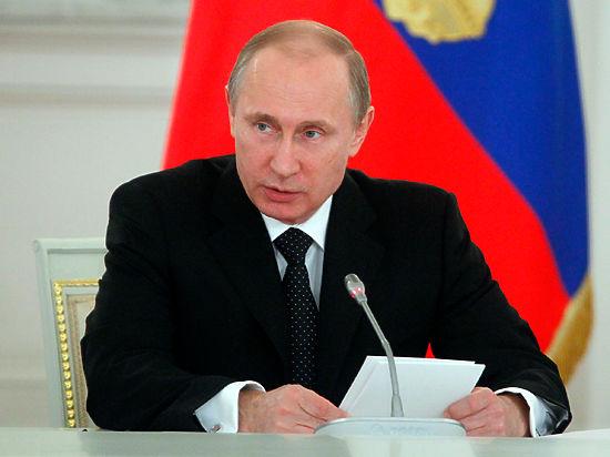 Путин подписал указ о Плане обороны России до 2020 года