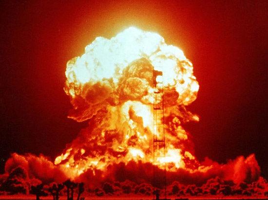 США успешно испытали атомную бомбу B61-12