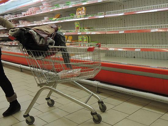 Замещение импорта в России стало пшиком: скоро будет нечего есть