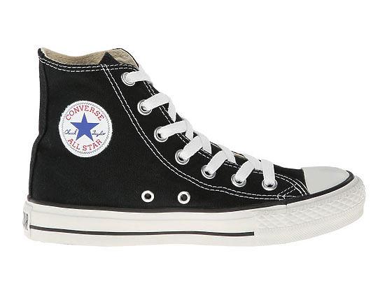 Converse: самая популярная и стильная обувь планеты