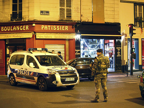 Полиция на второй день опознала тело организатора парижских терактов Абауда