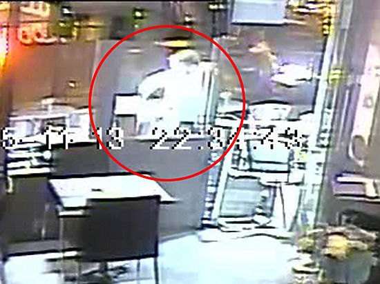 Опубликовано видео обстрела парижского кафе и фото смертницы из Сен-Дени