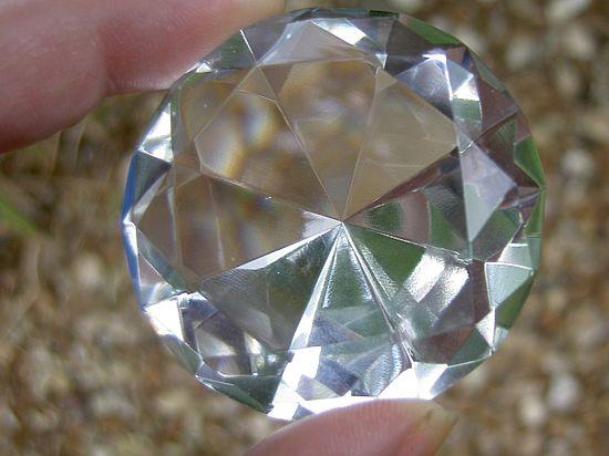 Российский ученый рассказал, какая судьба ждет алмаз столетия