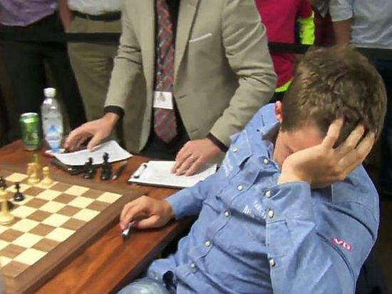 Фиаско шахматного короля