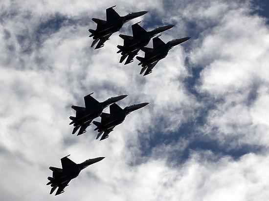 Россия разбомбила 472 объекта террористов в Сирии