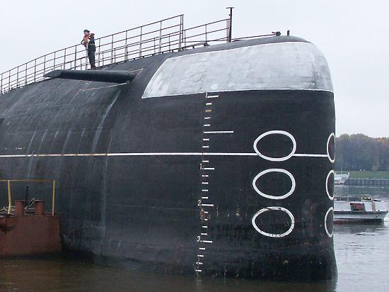 Франция присоединилась к поиску российской подлодки у берегов Шотландии