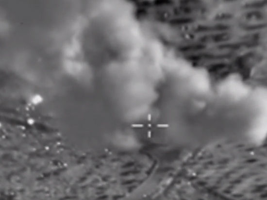 Американский телеканал выдал удары РФ в Сирии за атаку США