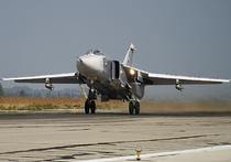 Российский бомбардировщик Су-24 был сбит на границе с Сирией: онлайн-трансляция