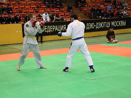 Дзю-дзютцу: Самый реальный бой