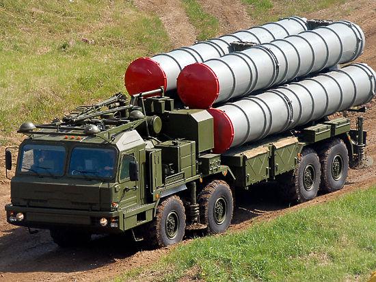 Россия перебрасывает в Сирию С-400 в ответ на гибель Су-24