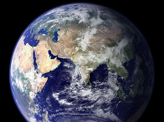 У Земли есть
