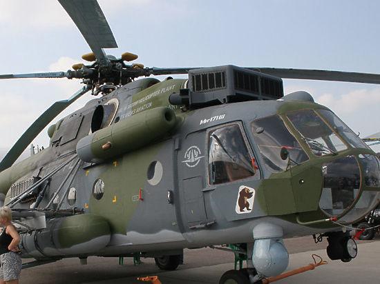 Десять человек погибли в аварии Ми-8 под Игаркой, возбуждено дело
