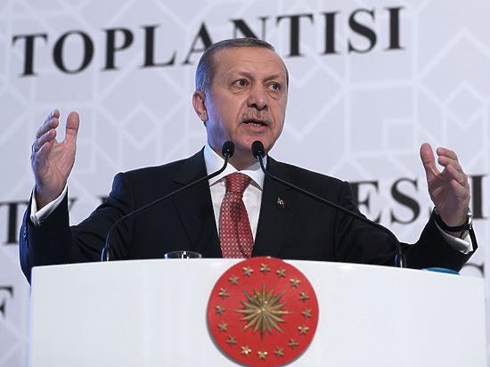 Огорченный Эрдоган угрожает снова сбивать самолеты