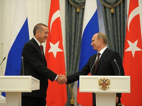 Фига Эрдогану: Российско-турецкий саммит в Петербурге отменён из-за Су-24