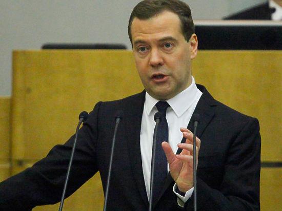 Медведев объявил о приостановке экономических отношений из-за акта агрессии Турции