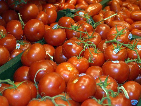 Введение санкций против Турции лишит российский рынок половины помидоров