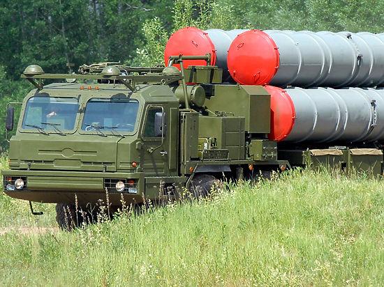 Российский комплекс С-400 обеспечил Сирии эшелонированную систему ПВО