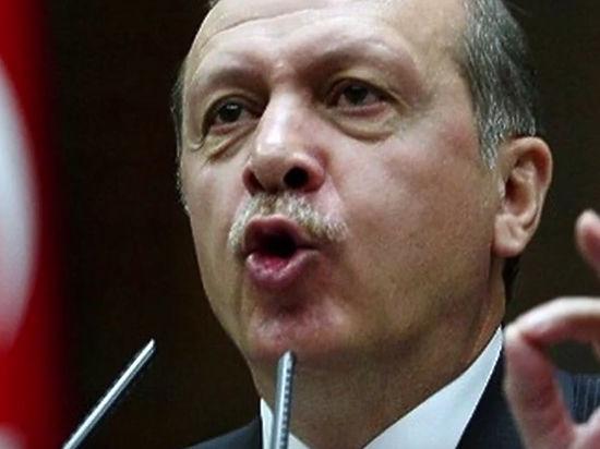 Эрдоган признался, что Турция  сбила Су-24 непреднамеренно