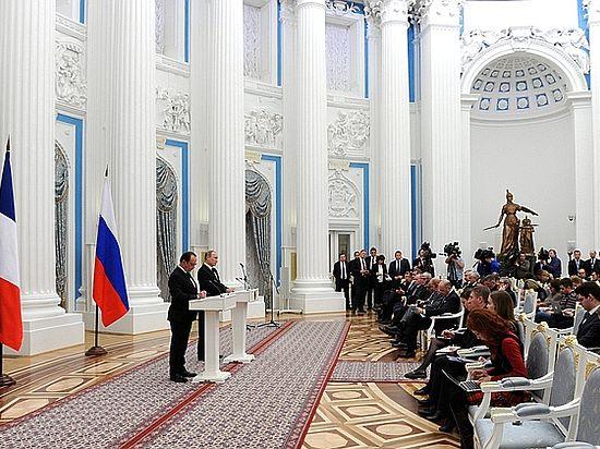Путин посоветовал Анкаре разобраться в
