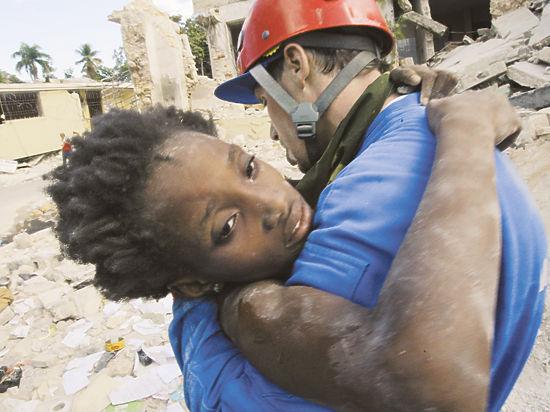 Спасатели без границ
