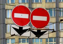 В Москве появится улица без дорожных знаков