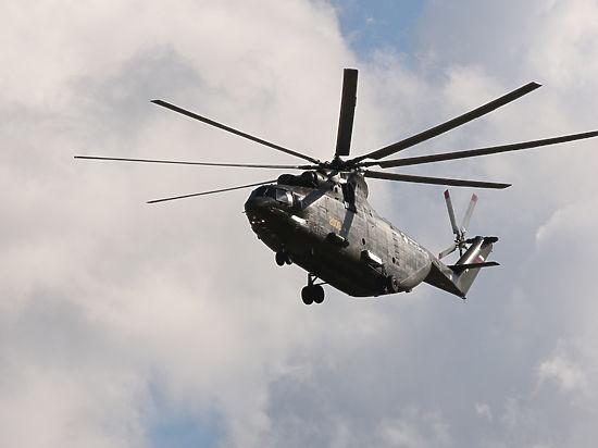 СМИ: российские вертолеты пропали у турецкой границы
