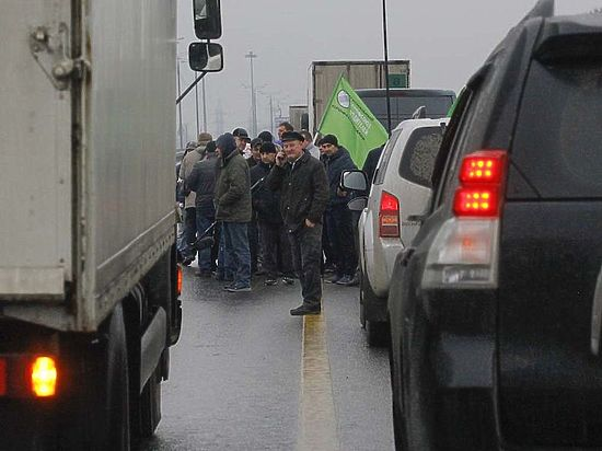 Госдума решила приравнять акции дальнобойщиков к демонстрациям