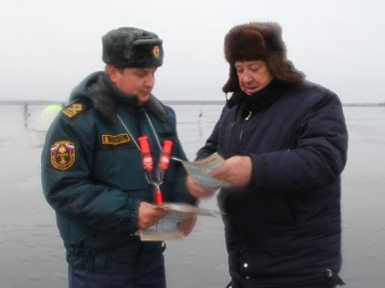 Более 30 опасных мест массового выхода людей на лед выявили подмосковные спасатели