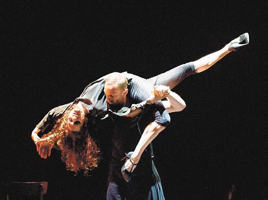 В Москве завершился Международный фестиваль современного танца DanceInversion