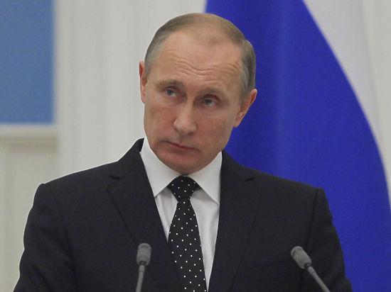 Послание президента Путина Федеральному собранию: